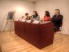 Entrega del Premio de Poesía Editorial Praxis 2011 en el Palacio de Bellas Artes.