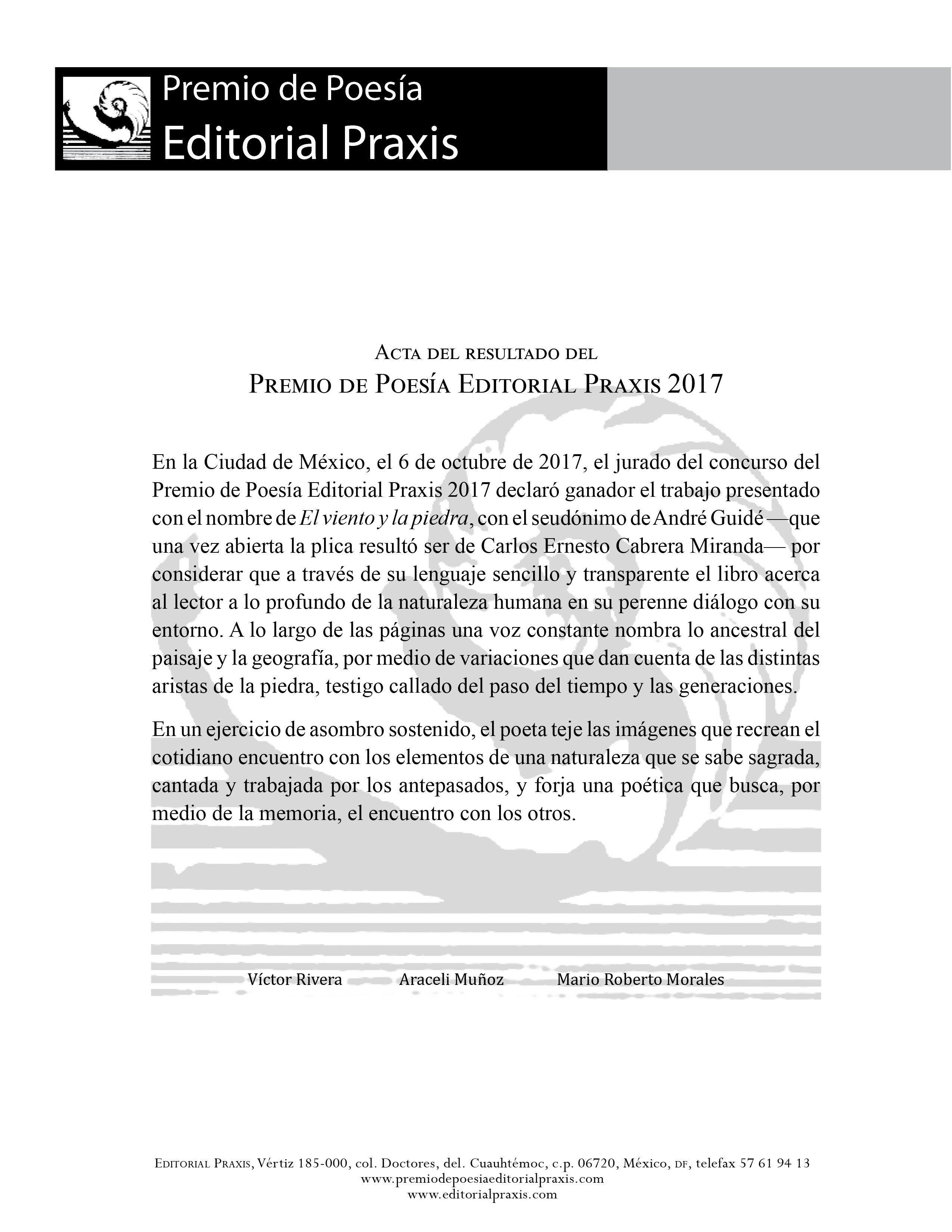 Acta-del-Premio-de-Poesia-Editorial-Praxis-2017